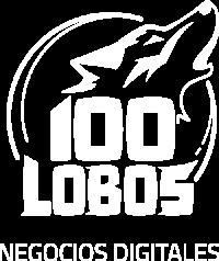 logo de 100 Lobos Negocios Digitales